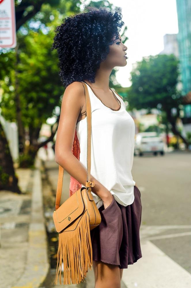 сумки женские желтая бахрома