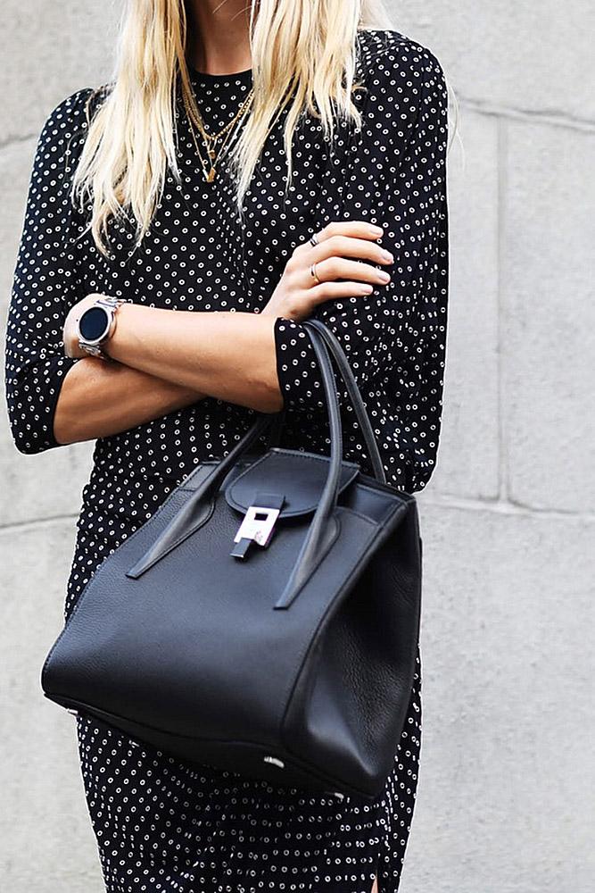 сумки женские черная