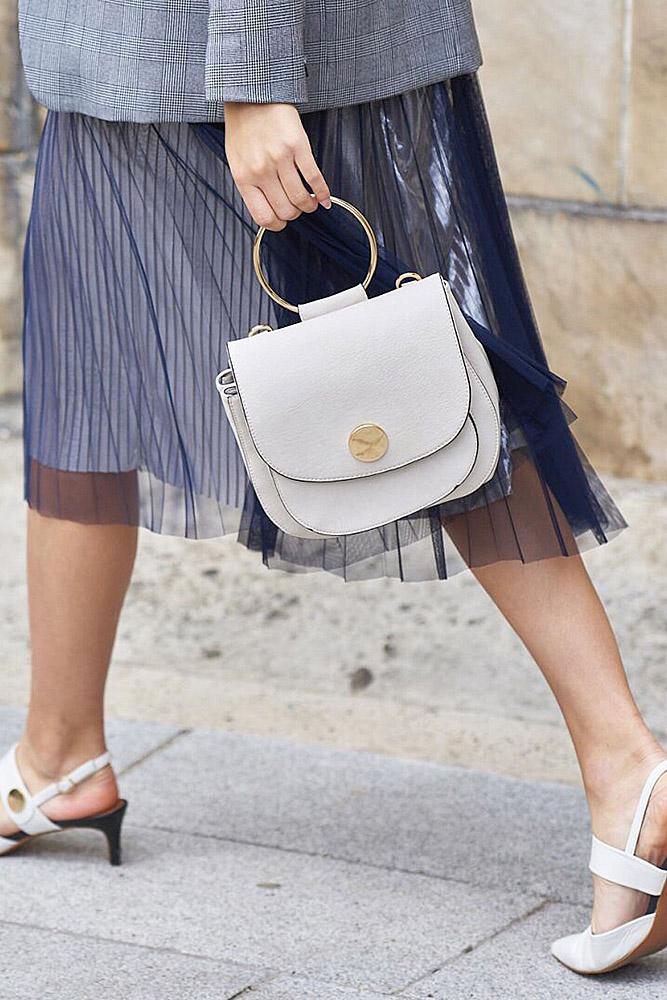 сумки женские белая