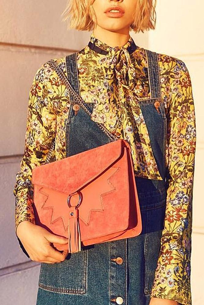 сумки женские папка