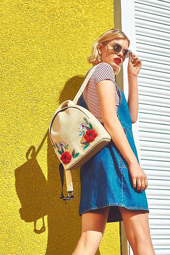 сумки женские рюкзак вышивка