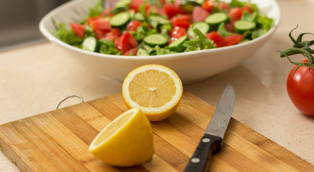 как быстро похудеть летом салат