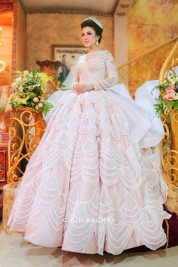 свадебное платье самое популярное платье в инстаграме