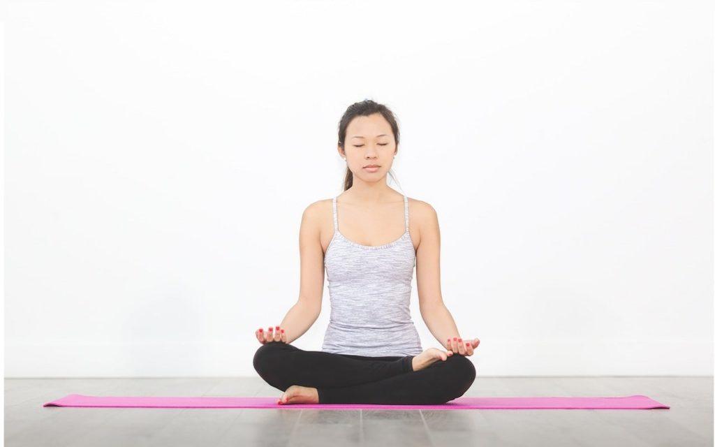 йога для начинающих асана 10