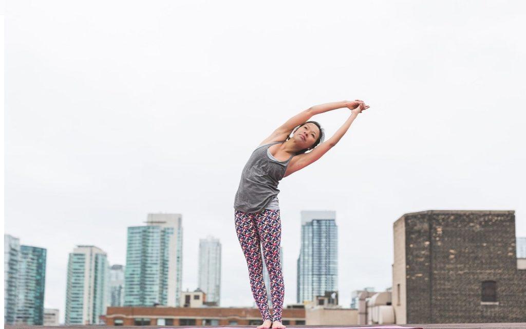 йога для начинающих асана 9