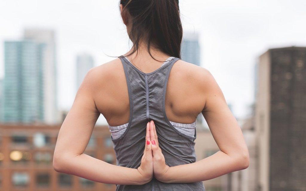 йога для начинающих асана 8