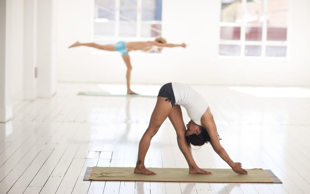 йога для начинающих асана 7