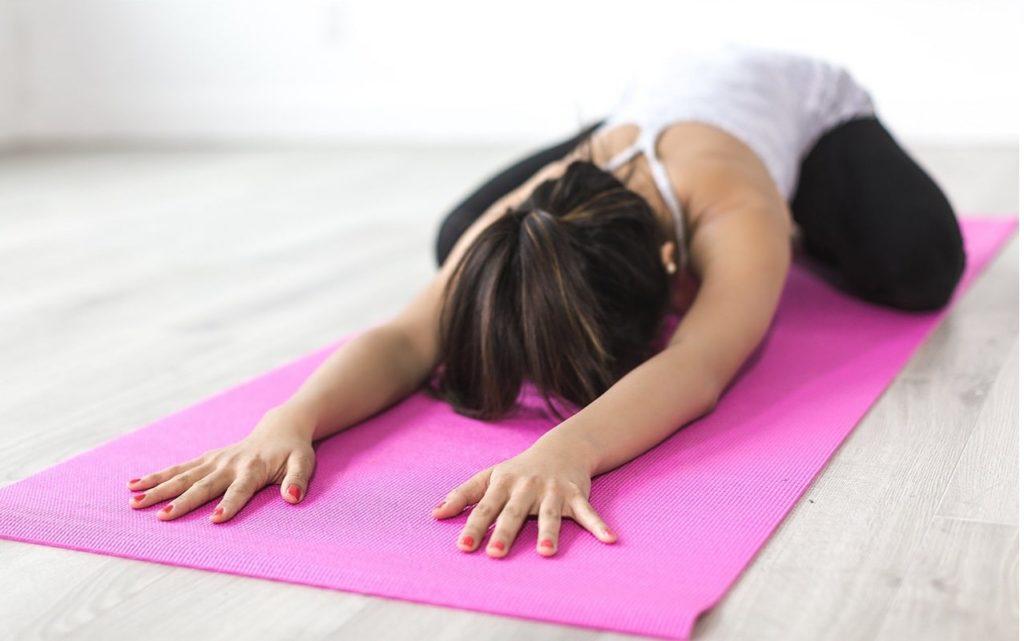 йога для начинающих асана 2