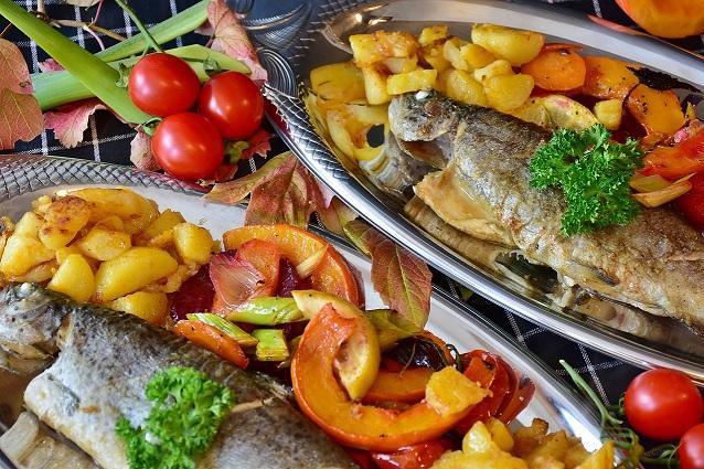 как похудеть рыба