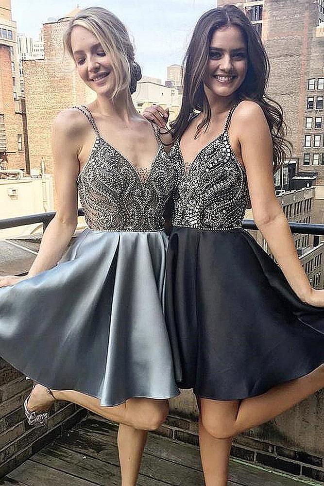 коктейльные платья платье с бисером топ