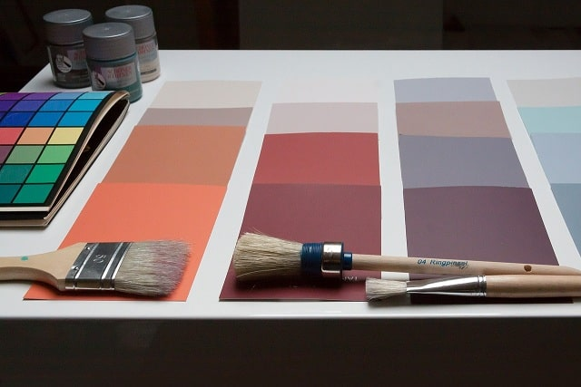 ремонт своими руками краски