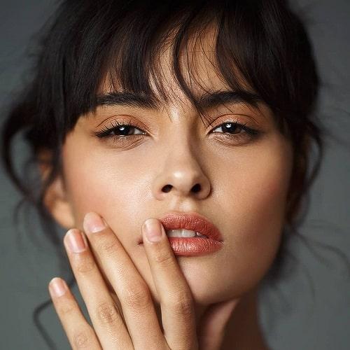 дневной макияж instagram makeupbydvne