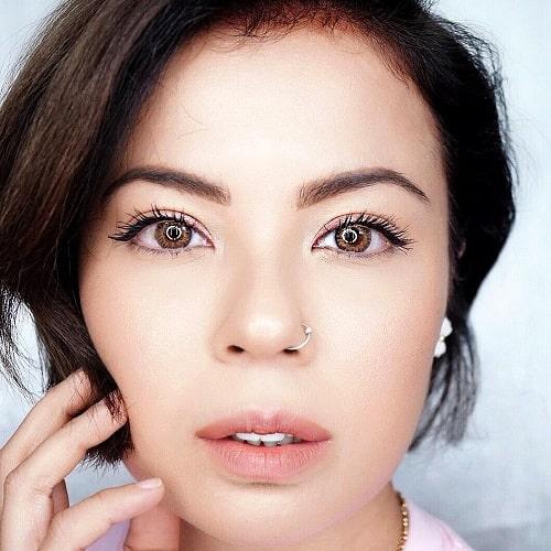 дневной макияж instagram- zareenshahco