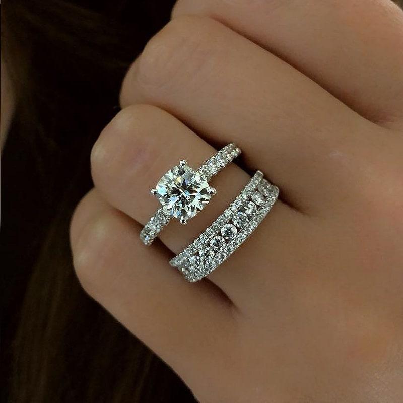 обручальные кольца zizovdiamonds 12