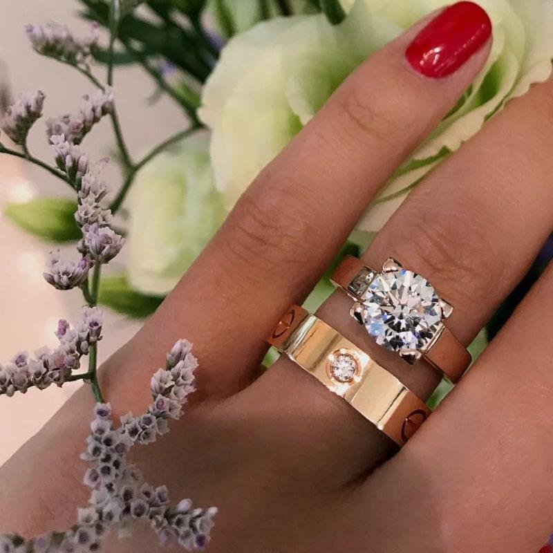 обручальные кольца zizovdiamonds 16