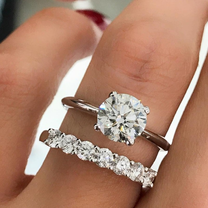 обручальные кольца zizovdiamonds 17