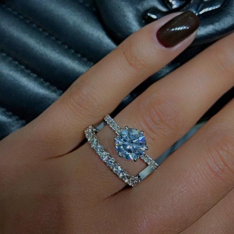 обручальные кольца zizovdiamonds 19