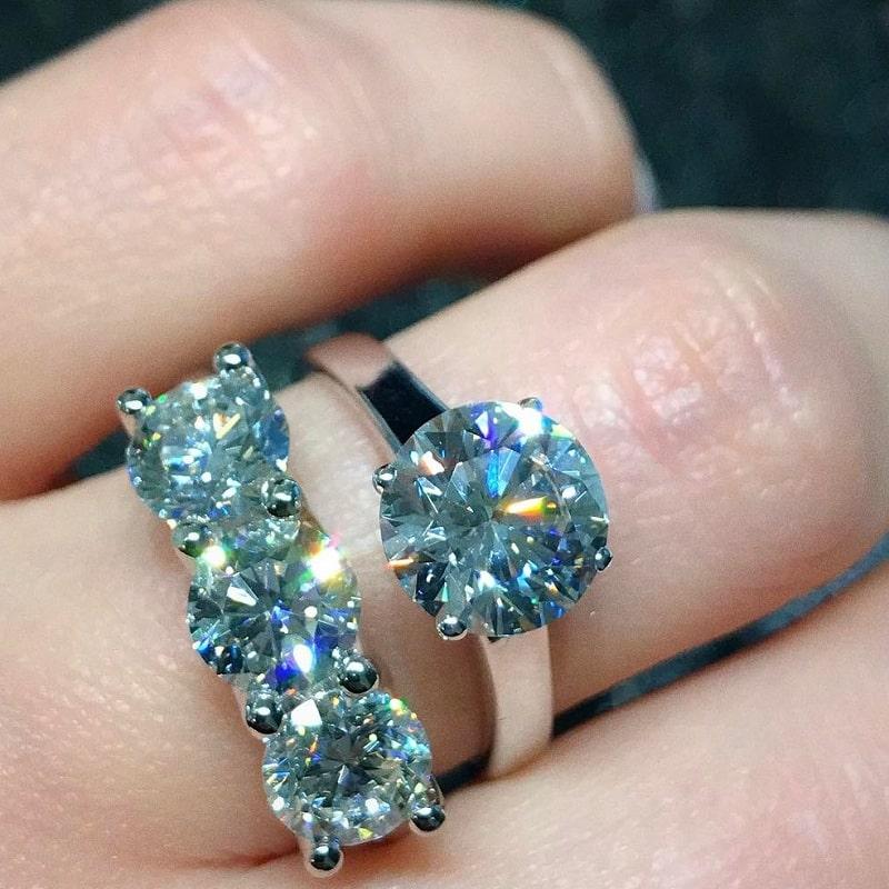 обручальные кольца zizovdiamonds 20