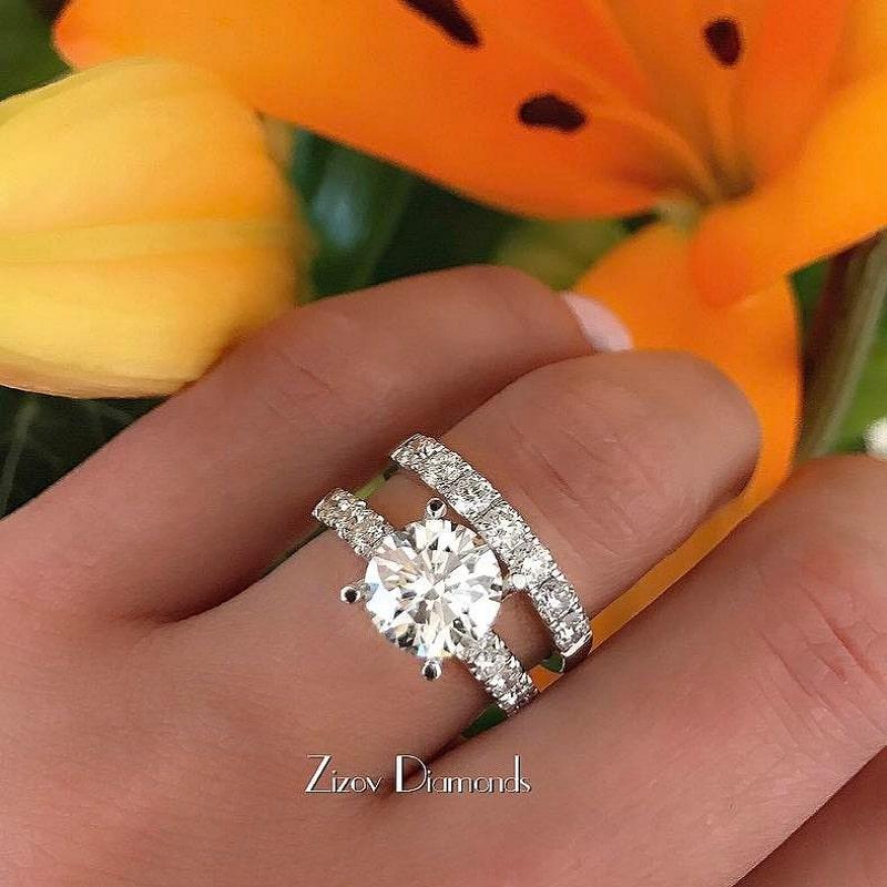 обручальные кольца zizovdiamonds 21