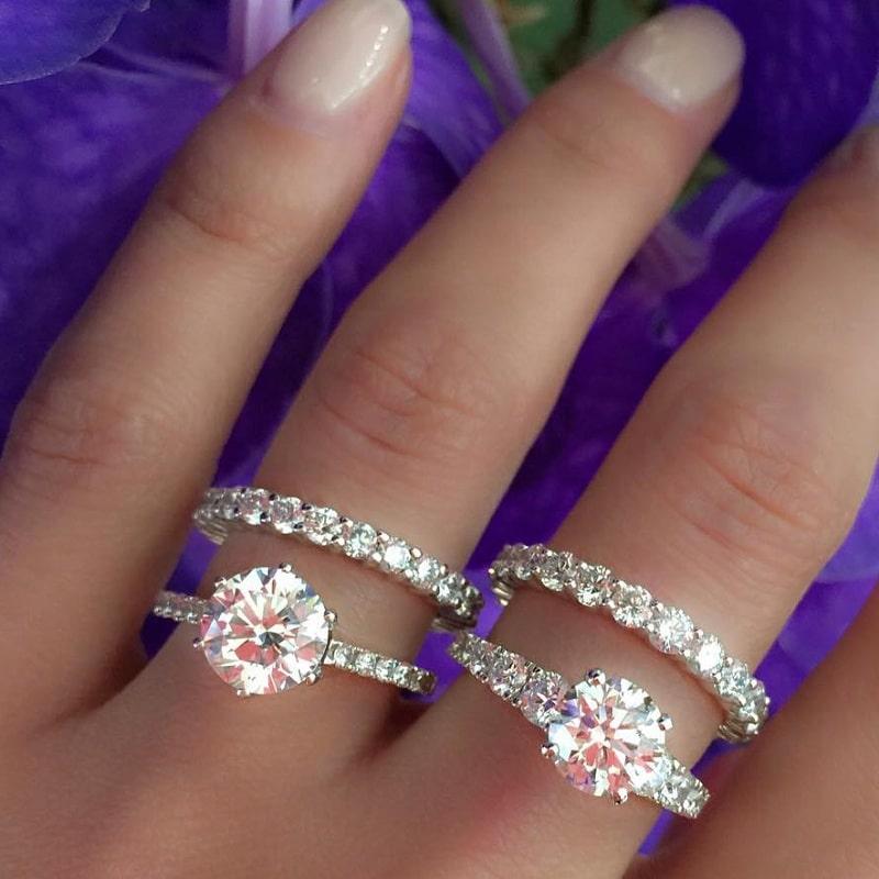 обручальные кольца zizovdiamonds 23