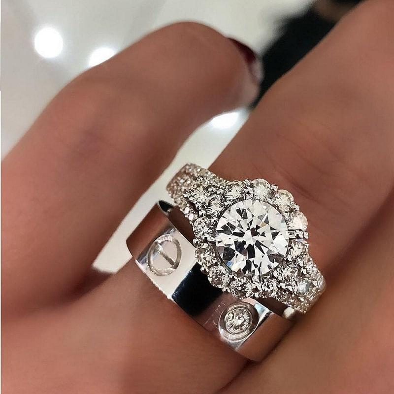 обручальные кольца zizovdiamonds 4