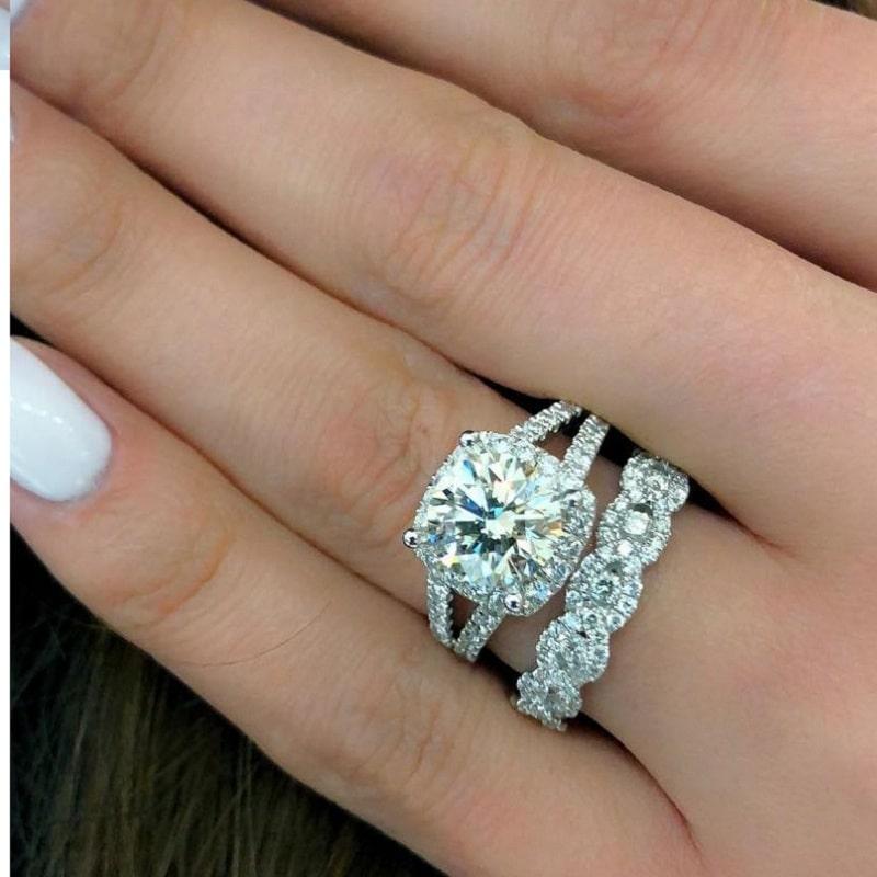 обручальные кольца zizovdiamonds 5