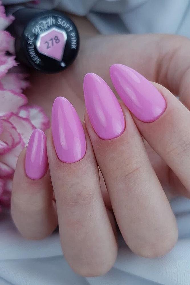 гель лак дизайн розовые гвоздики