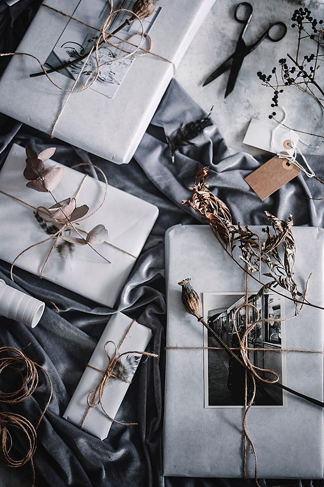 как упаковать подарок
