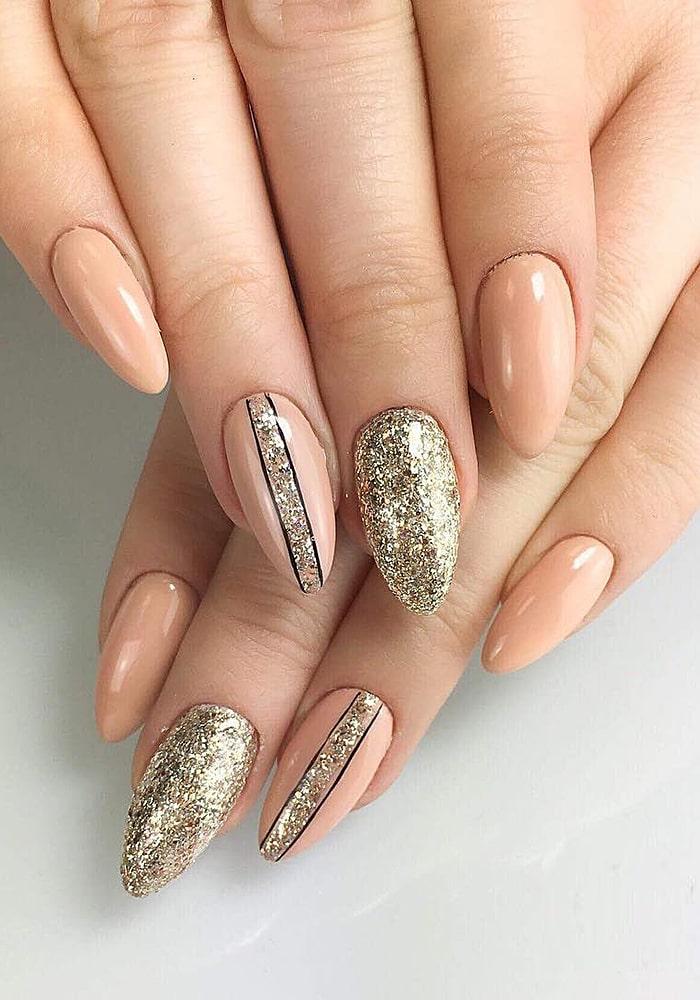 втирка для ногтей втирка золотая