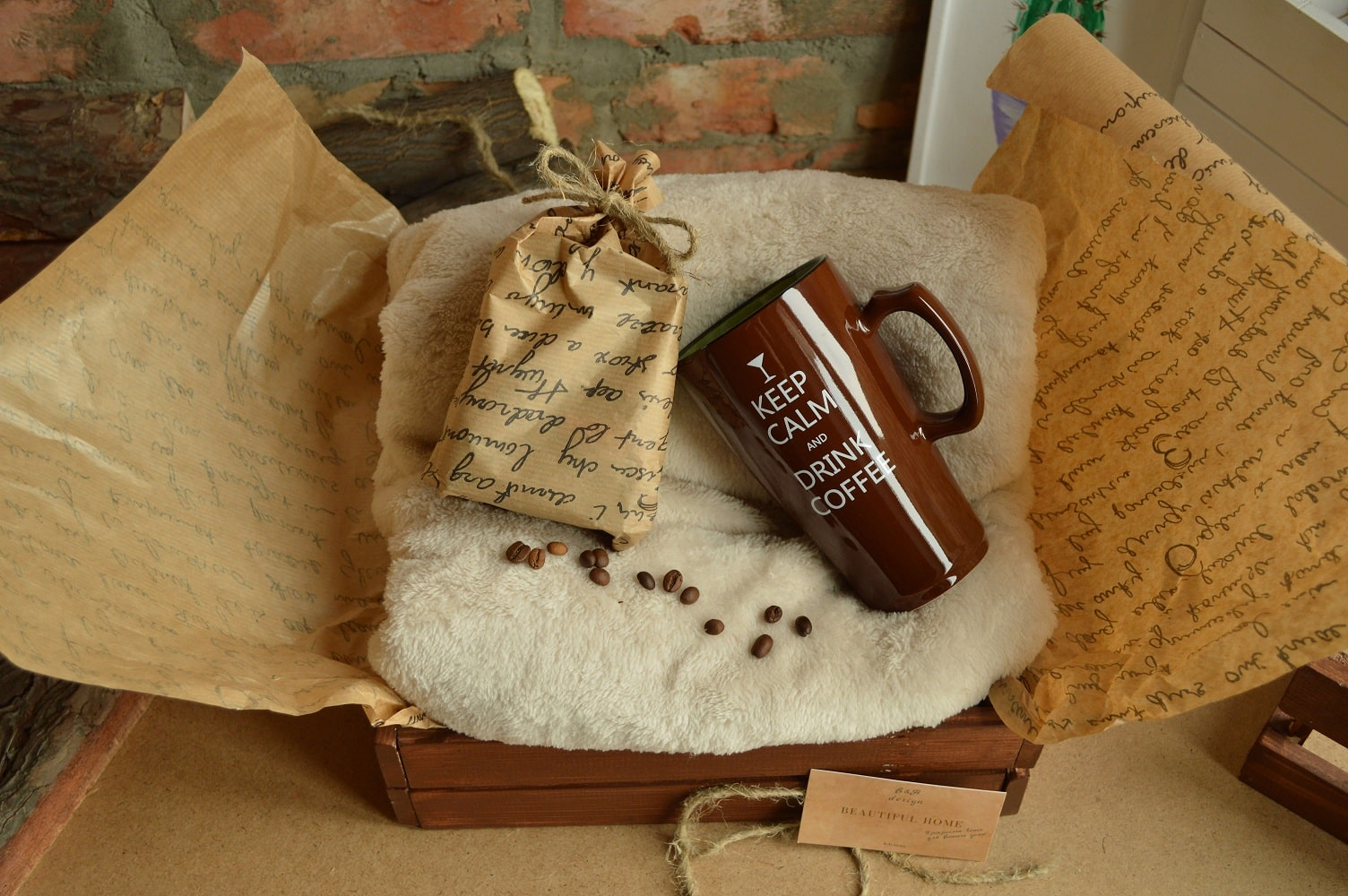 что подарить на 8 марта кофейные моменты