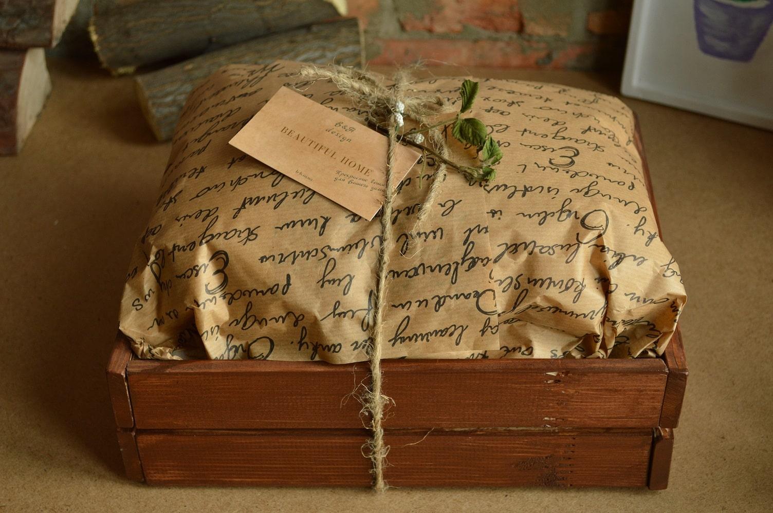 что подарить на 8 марта romantico упаковка