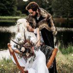 игра престолов свадьба молодожены заглавное