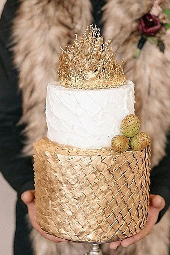 игра престолов свадьба оформление свадебного торта