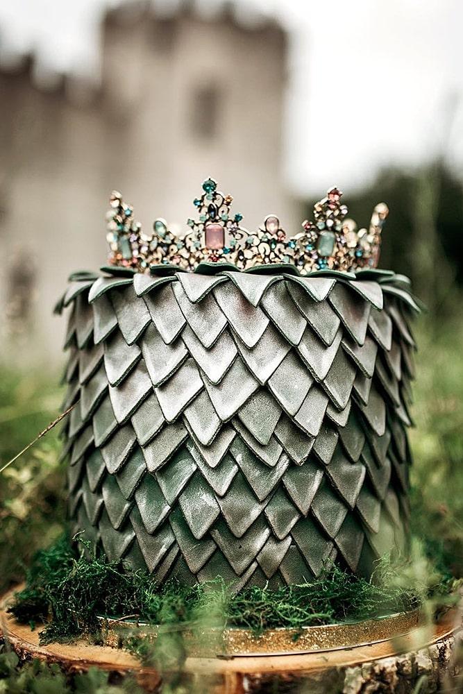 игра престолов свадьба свадебный торт декор