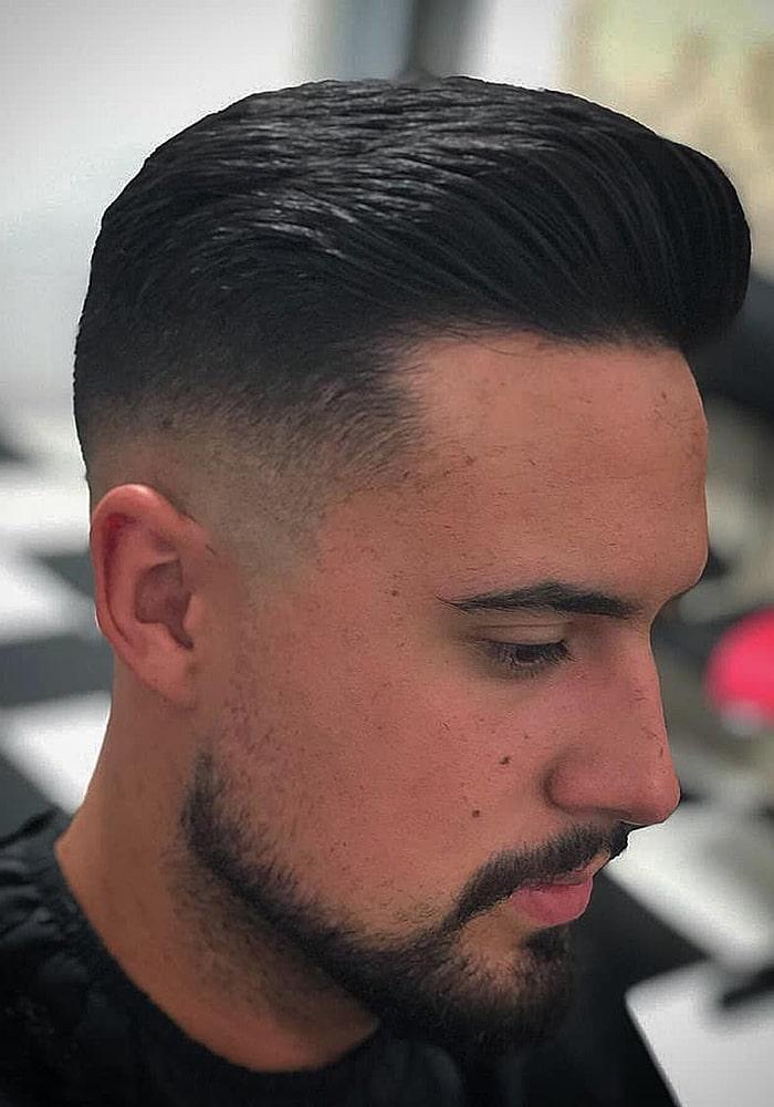 форма бороды бальбо