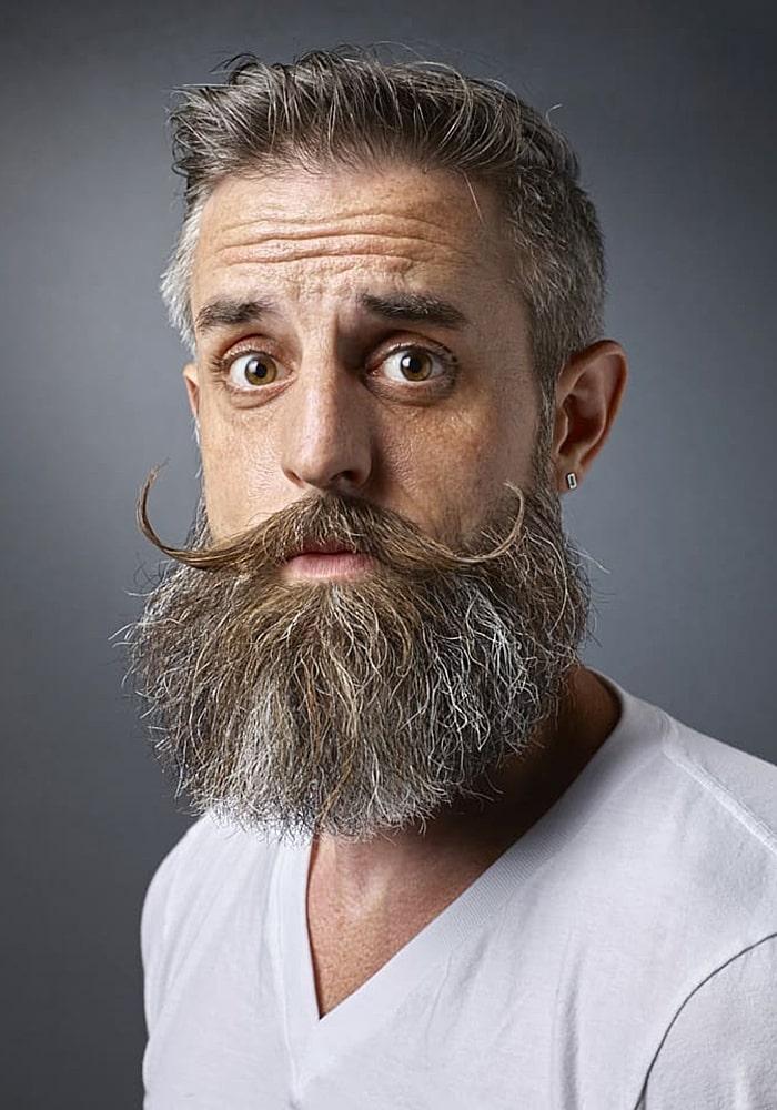 форма бороды верди