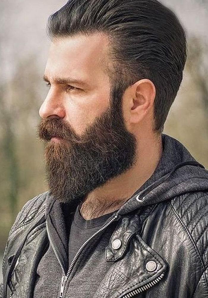форма бороды гарибальди длинная