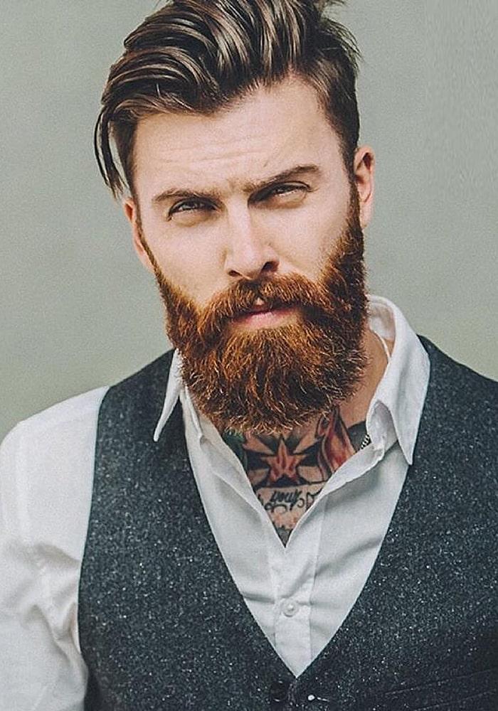 форма бороды гарибальди