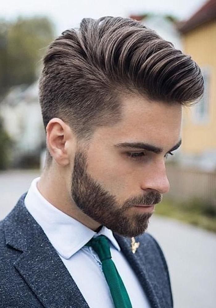 форма бороды голливудская