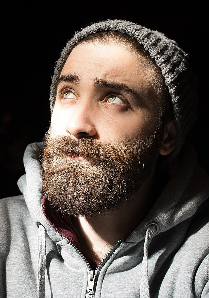 форма бороды полная