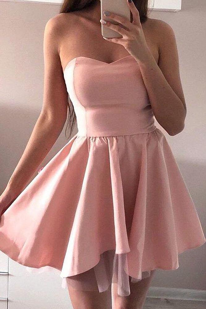 коктейльные платья розовое