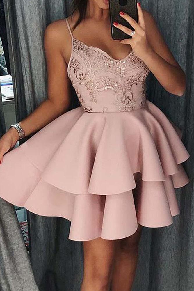 коктейльные платья розовое с вышивкой