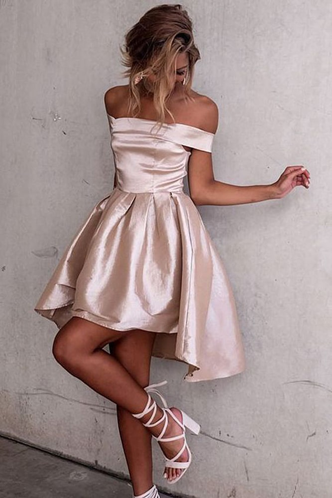 коктейльные платья розовый атлас