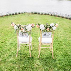 декор свадьбы главное