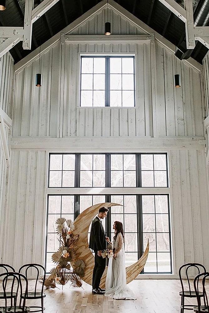 декор свадьбы уникальный декор космическая свадьба