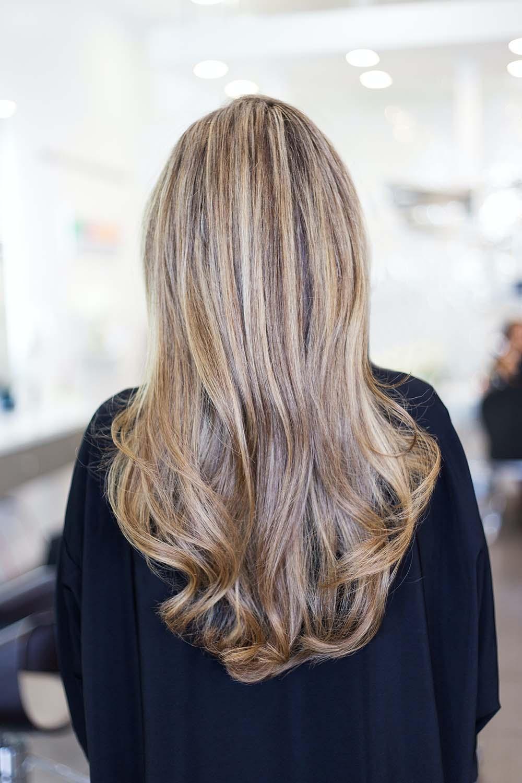 выпадение волос длинные светлые волосы модное окрашивание