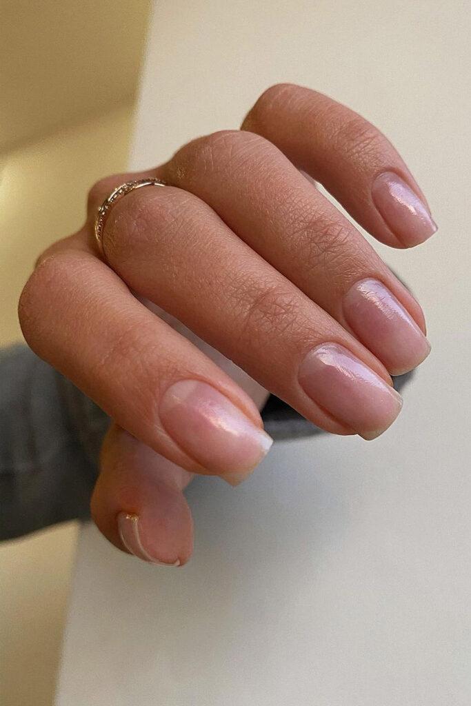 детокс маникюр уход восстановление ногтей