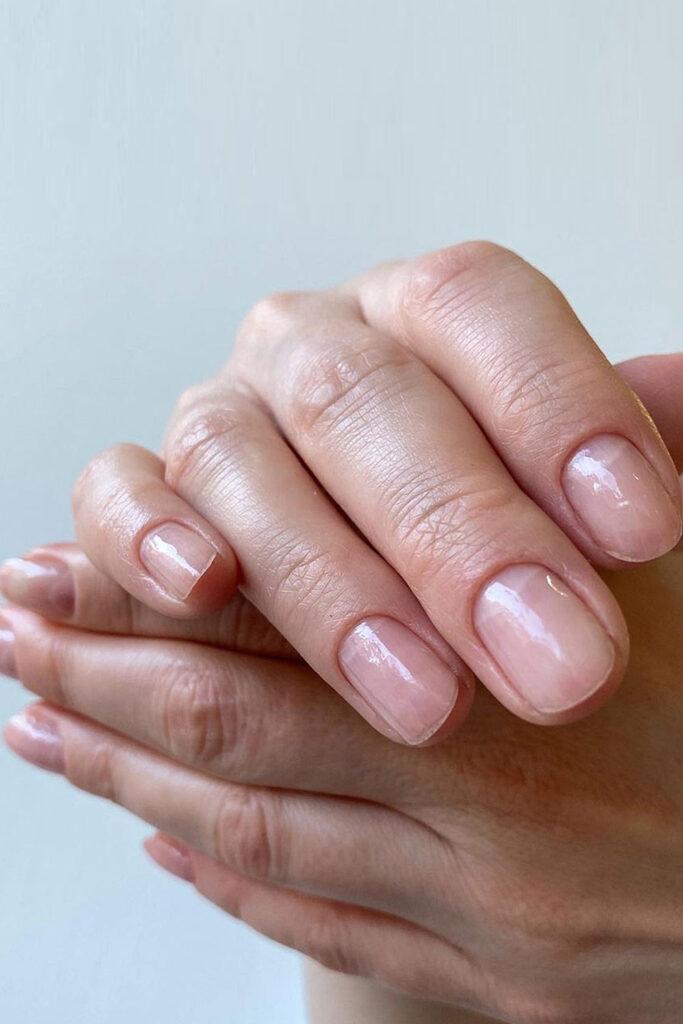 детокс маникюр уход лечение ногтей